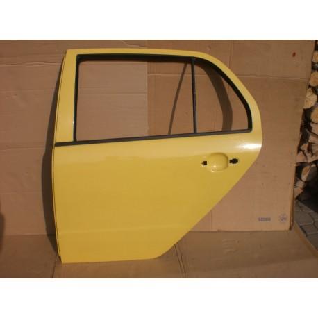 Levé zadní dveře Škoda Fabia I hatchback