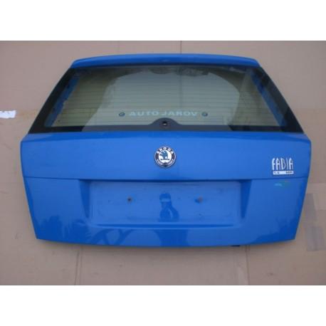 Zadní (5-té) dveře Škoda Fabia I hatchback