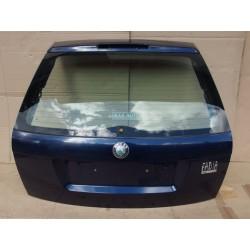 5-té dveře (páté dveře, 5. dveře) - víko kufru Škoda Fabia I combi