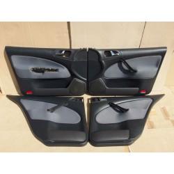 Čalounění (tapecírunky) dveří Škoda Octavia I hatchback