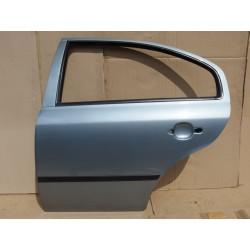 Levé zadní dveře Škoda Octavia I hatchback