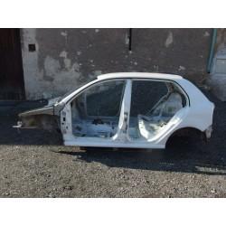 Karoserie Škoda Fabia I hatchback