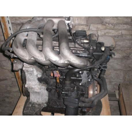 Motor Škoda Octavia I, 1.8/92 kW, kód motoru AGN