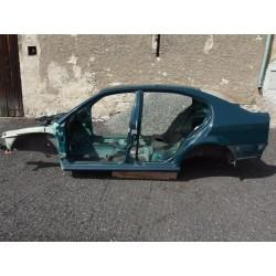 Havarovaný skelet karoserie Škoda Octavia I hatchback