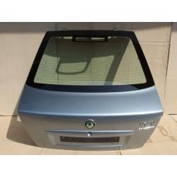 5-té dveře (páté dveře, 5. dveře) - víko kufru Škoda Octavia I hatchback