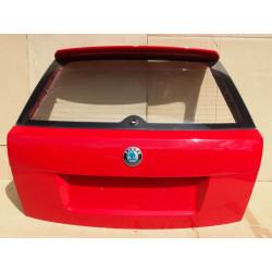 5. dveře Škoda Fabia I RS hatchback se spoilerem