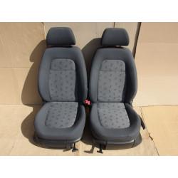 Sada sedaček Škoda Fabia I s airbagy