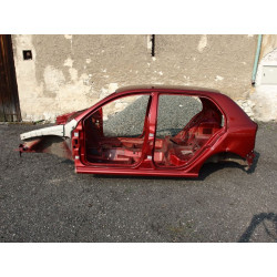 Havarovaná karoserie Škoda Fabia I hatchback