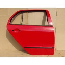 Pravé zadní dveře Škoda Fabia I hatchback