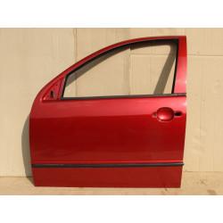 Levé přední dveře Škoda Fabia I hatchback