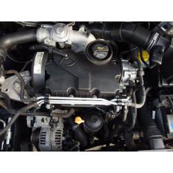 Motor Škoda Fabia 1.4 TDi, kód motoru BNV, 59 kW