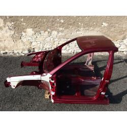 Nehavarovaná přední polovina karoserie Škoda Octavia I