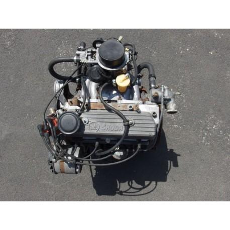 Motor Škoda Favorit, Forman 781 136X, 50 kW