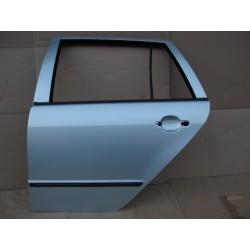 Levé zadní dveře Škoda Fabia I combi