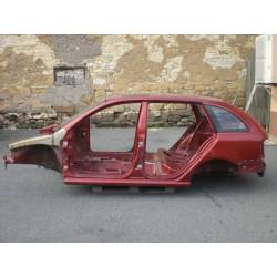 Karoserie Škoda Fabia 1.4/16W, r.v. 2001 s německými doklady