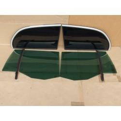 Zadní okna s fóliemi Škoda Octavia I combi